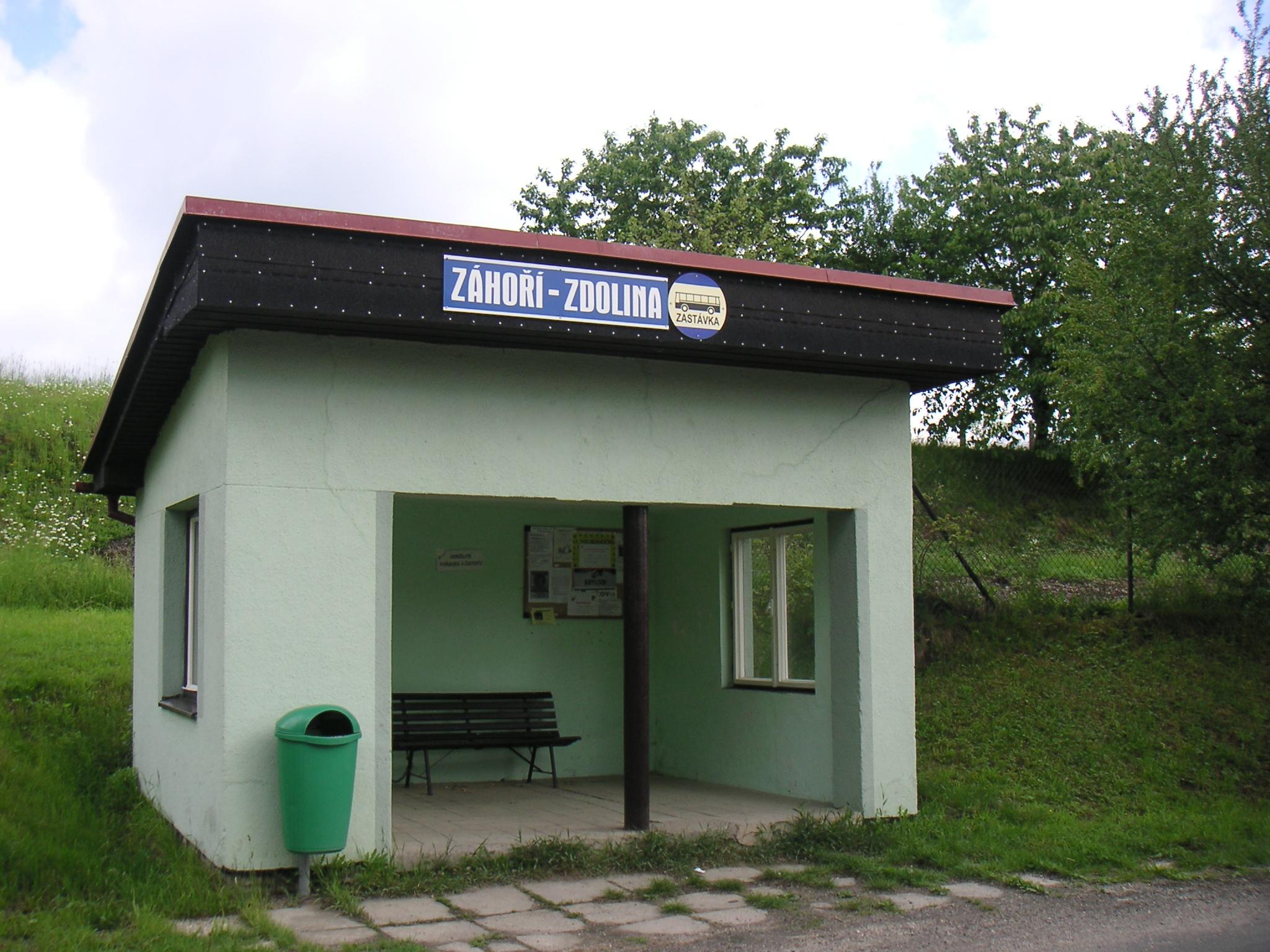 Záhoří pod Kozákovem, 23.5.2009