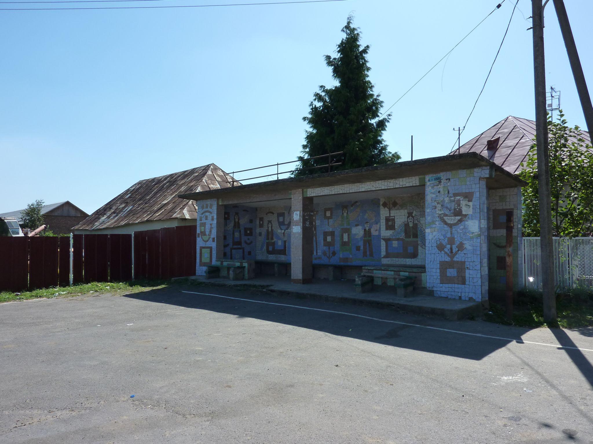 Zakarpatí, Slemence, 21.8.2009
