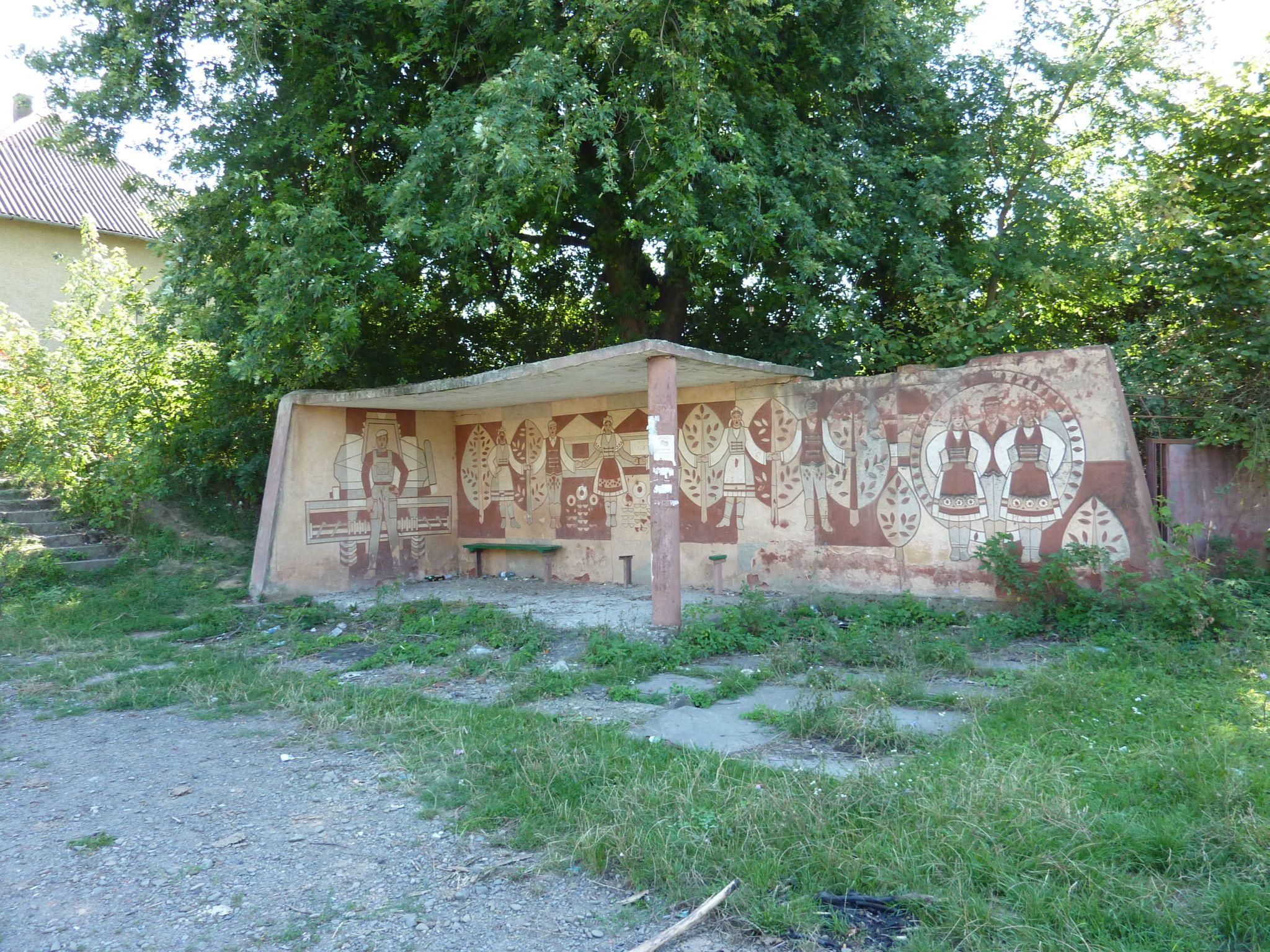 Zakarpatí, Komarovci, 21.8.2009