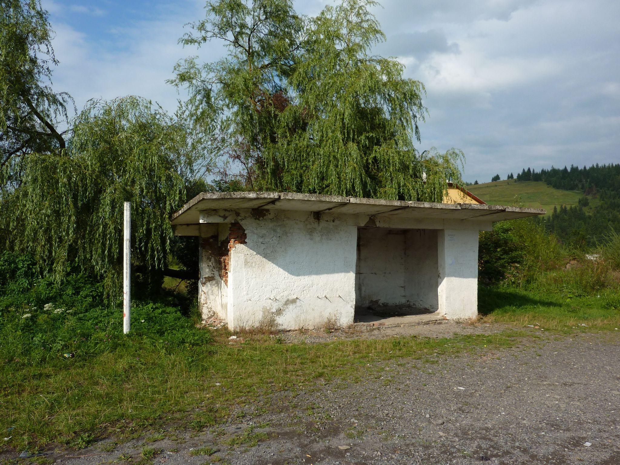 Zakarpatí, Pilipec, 24.8.2009
