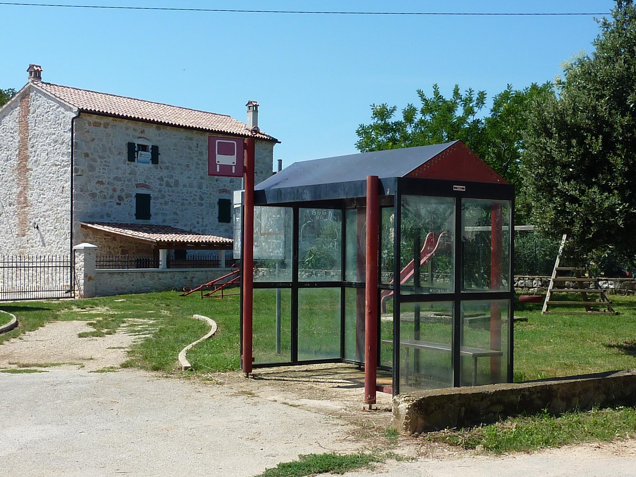 Chorvatsko, Antonic u Porece, 11.8.2010