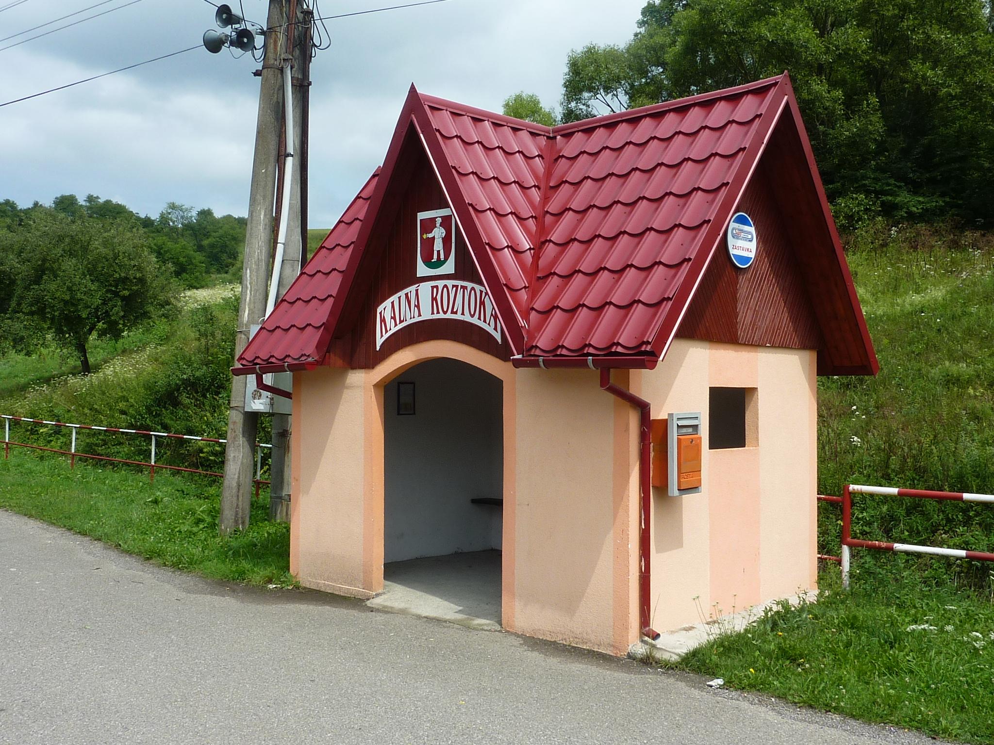 Slovensko, Kalná Ráztoka, 16.7.2011